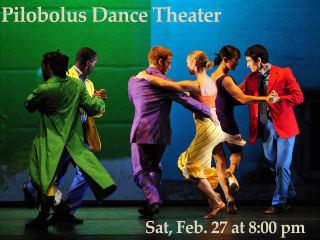 Eisemann Center Presents Pilobolus Dance Theater