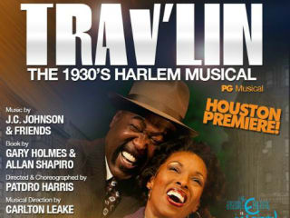 The Ensemble Theatre_Trav'lin: The 1930's Harlem Musical_2015