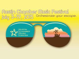 Austin Chamber Music Festival logo 2015