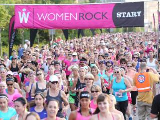 Women Rock Challenge