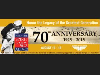 Spirit of '45 Weekend