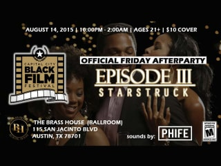 The Official CCBFF Friday Afterparty