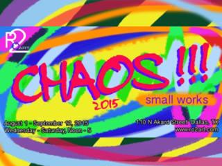Chaos!!! 2015