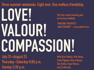 Love Valour Compassion 2015