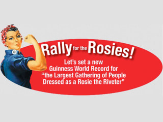 Rosies Rally 'Round the Troops