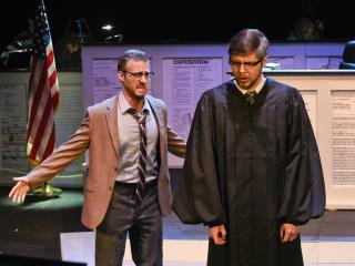 Fort Worth Opera Festival presents Voir Dire