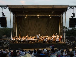Dallas Symphony Orchestra presents 2017 Parks Concerts