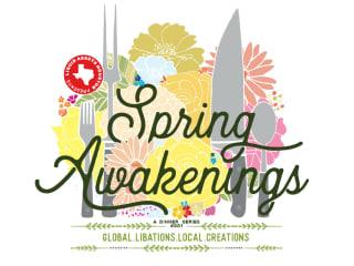 Liquid Assets Houston presents Spring Awakenings - Global Libations, Local Creations