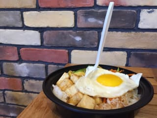 Hoya Korean Kitchen rice bowl
