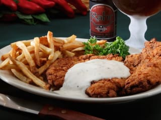 Lucille's Stateside Bistro chicken fried steak