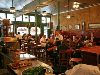 Schilo's Delicatessen San Antonio restaurant interior