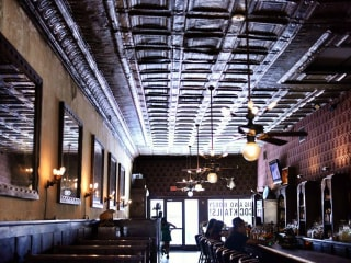Esquire Tavern San Antonio restaurant interior bar