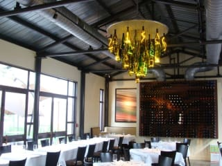 Il Sogno Osteria San Antonio restaurant dining room