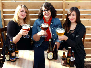 WhichCraft Tap Room & Bottle Shop presents <i>Trappist Beer Travels Book</i> Release Party