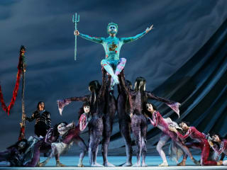 Houston Ballet presents The Tempest