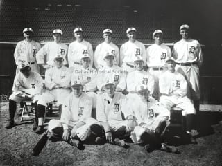 Dallas Historical Society presents Historic Texas Baseball Panel
