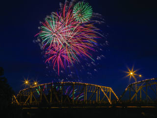 Bastrop Chamber of Commerce presents Bastrop Patriotic Festival 2017
