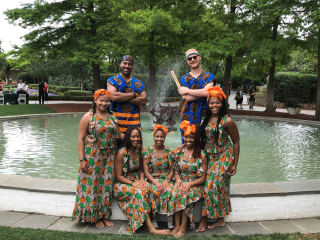 Dallas Arboretum and Botanical Garden presents African Music Fest
