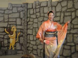 The Woodlands Children's Museum presents Tanabata Celebration