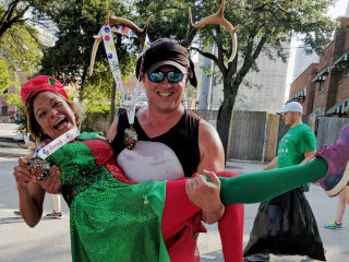 iRun Productions presents Christmas in July 5K