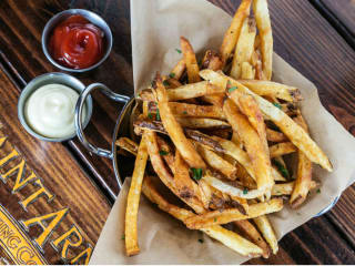 Saint Arnold Brewing Co. presents National French Fry Day