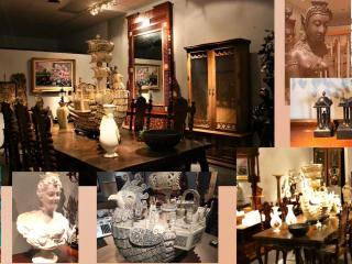 Artists Showplace Gallery presents Fine Art and Antique Estate Sale