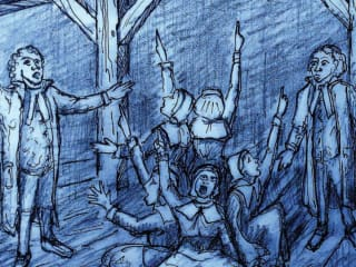 Texas Theatre and Dance presents The Crucible