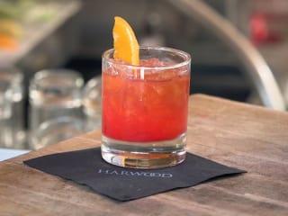 Samurai Cocktail from Saint Ann