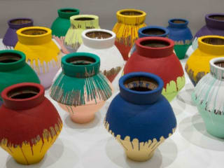 Houston Center for Contemporary Craft and Museum of Fine Arts, Houston present <i>Witness: Garth Clark's Journey through the Ceramic Art Revolution</i>