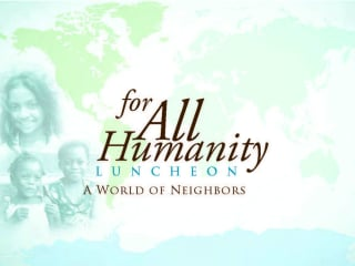 Interfaith Ministries for Greater Houston presents 2017 For All Humanity Luncheon