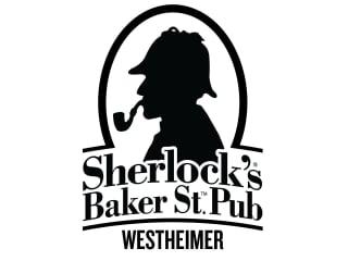 Sherlock's Pub logo