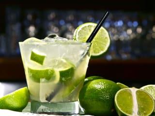 Cocktail at Texas de Brazil
