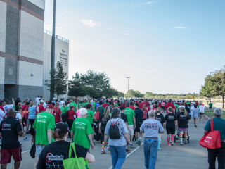 American Heart Association presents Denton Heart Walk