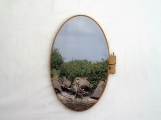 "Liliana Bloch Gallery presents Letitia Huckaby: ""40 Acres Gumbo Ya Ya"""