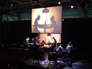 The Long Center of the Performing Arts presents <i>Lula Del Ray</i>: Cinematic Shadow Puppetry with Live Music