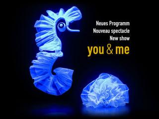 Eisemann Center presents Mummenschanz: You & Me