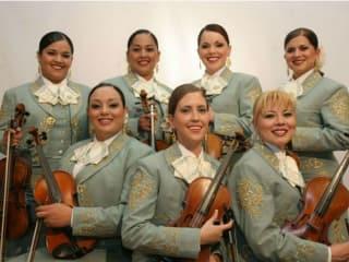 El Grito featuring Mariachi Reyna de Los Angeles