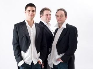 Chamber Music Houston presents Vienna Piano Trio