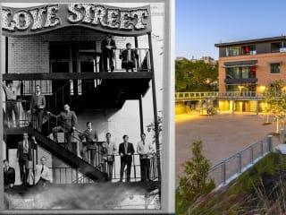 Buffalo Bayou Partnership presents Love Street Light Circus