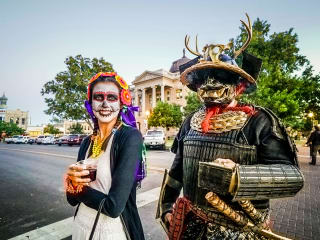 City of Georgetown presents Nightmare on Jail Hill Haunted House