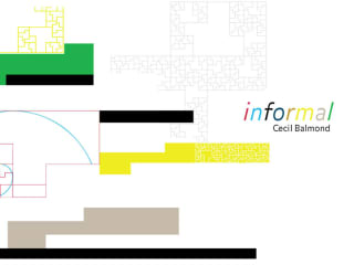 "UT Austin School of Architecture presents Cecil Balmond: ""Informal"""