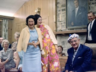 LBJ Presidential Library presents President Johnson's Birthday Celebration