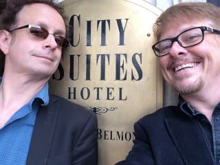 Kevin McDonald and Dave Foley