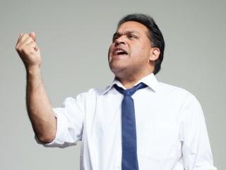 The Latino Comedy Project presents <i>Barrio Daze</i>: A Solo Comedy by Adrian Villegas