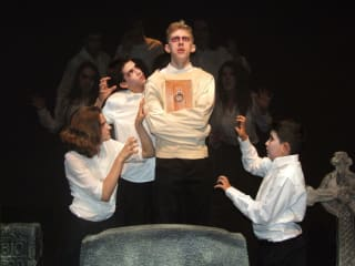 Dallas Children's Theater present Ghouls and Graveyards