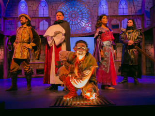 Playhouse San Antonio presents The Hunchback of Notre Dame