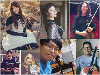 University of St. Thomas Music Department presents <i>Mogtet: An Afternoon of Video Game Music for Piano and String Quartet</i>