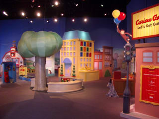 Fort Worth Museum of Science and History presents Curious George: Let's Get Curious