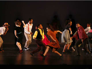 Dance Houston presents <i>Swing, Baby, Swing!</i>
