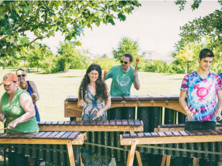 Young Audiences of Houston presents Kupira Marimba